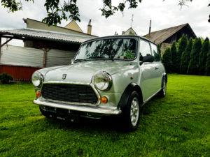 Mini Cooper 1.0 - 1988