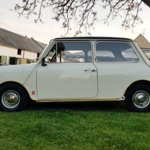 Mini Innocenti 1000 Export - 1973